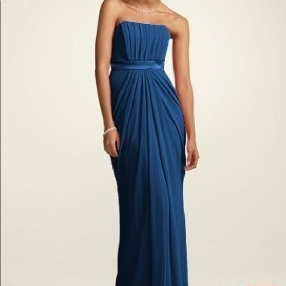 Evening Gown By David S Bridal